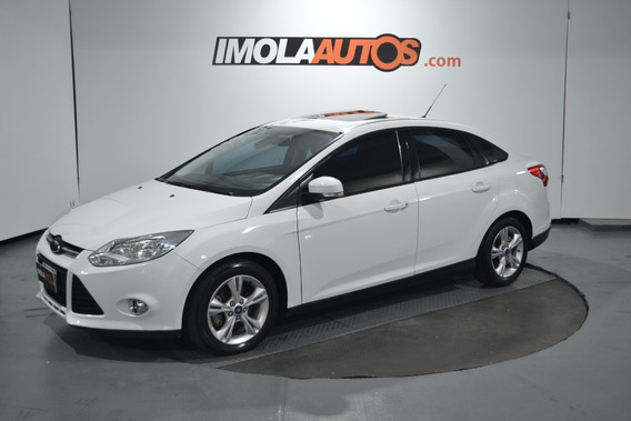 Ford Focus Iii 1.6 S 5p M/t 2014 -imolaautos