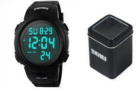 Relógio Digital Skmei 1068 Prova D