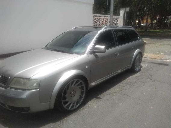 Audi Allroad, Mod. 2003, Motor 2.7l Quattro Biturbo