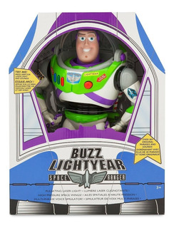 Muñeco Toy Story Buzz Lightyear Ingles Original Disney Store