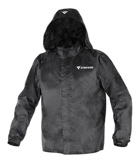 Chamarra Impermeable Para Moto Dainese D-crust Basic Negro