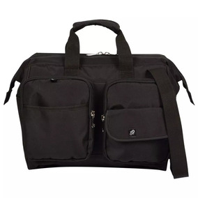 Bolsa Maternidade Fisher Price Tote Bag Casual Preta