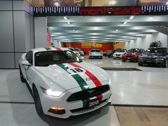 Ford Mustang Gt 5.0l Freddy Van Beuren