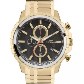 Relógio Masculino Technos Performance Js15ey/4p Dourado