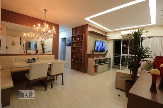 Apartamento Vila Nossa Senhora Do Bonfim 2vgs, 79m² - Rio Preto - V6402