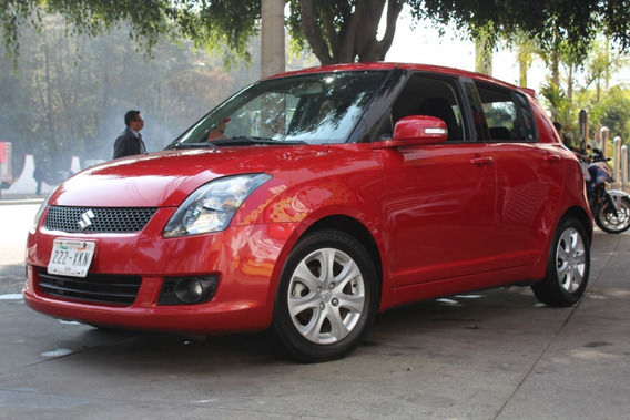 Suzuki Swift Hb 100 Años Tm5 A/ac Aleron Tras Ra-15 2011