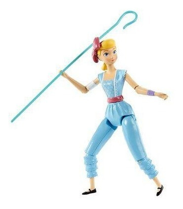 Boneca Betty Bo Peep Toy Story 4 Disney Mattel Articulada