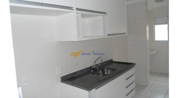 Apartamento Com 3 Dormitórios Para Alugar, 85 M² Por R$ 2.020/mês - Jardim Ester - São Paulo/sp - Ap2889