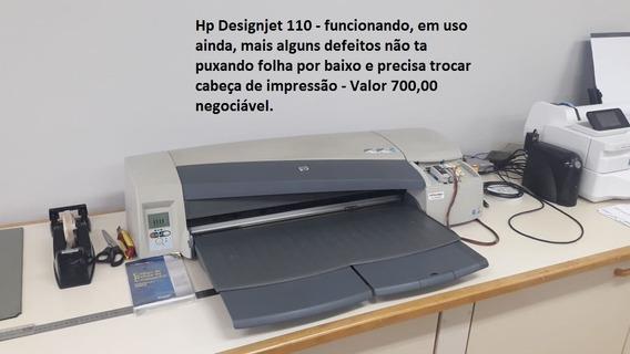 Impressora Hp Designjet Série 110 E 111
