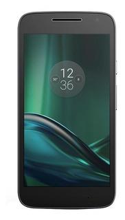 Celular Moto G4 Play Libre + Combo Protección
