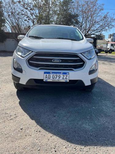 Imagen 1 de 13 de Ford Ecosport 2018 2.0 Gdi Se 170cv 4x2