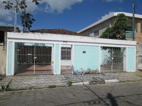 Casa Em Vila São Jorge, São Vicente/sp De 160m² 3 Quartos À Venda Por R$ 635.000,00 - Ca250469