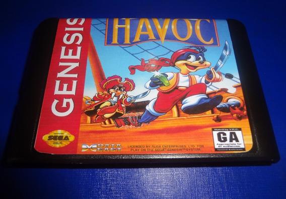 High Seas Havoc Mega Drive (paralelo Novo)