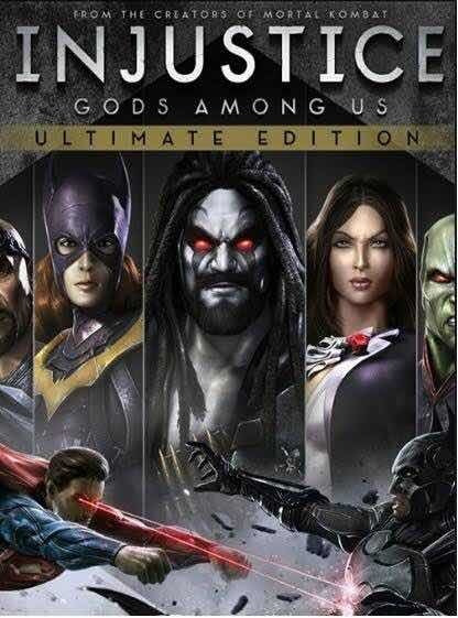 Injustice: Gods Among Us Ultimate Edition - Pc