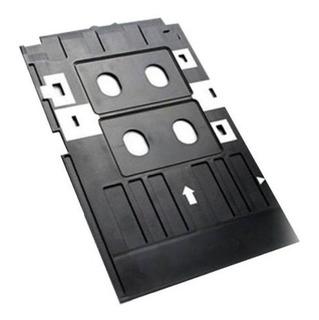 Bandeja Para Crendeciales De Pvc Impresora Epson T50, L800