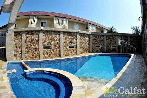 Imagem 1 de 30 de Sobrado De Condomínio Com 3 Dorms, Mirim, Praia Grande - R$ 919 Mil, Cod: 1624 - V1624