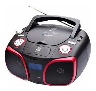 Radiograbadora Bluetooth Select Sound, Radio Fm, Entrada Usb