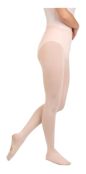 Andanzza Paquete 5 Mallas De Ballet Convertible Para Niña
