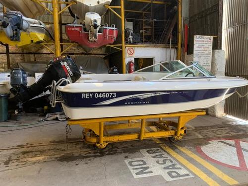 Lancha Dorado 160 Open Motor 4 Tiempo Nautica Nahuel
