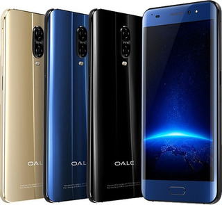 Celular Oale X3 Huella 2gb 16 Gb 4000 Mah Quadcore + 18 Msi