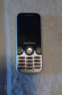Se Vende Telefono Huawei U2800 Con Detalle En El Parlante