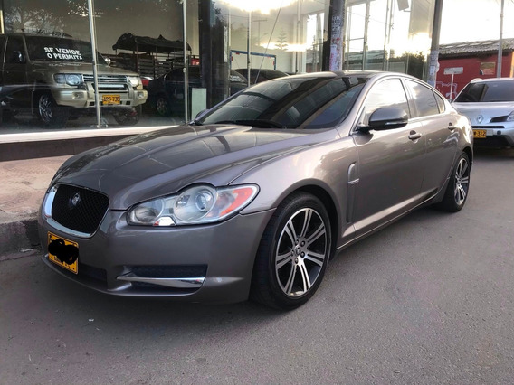 Jaguar Xf Sedan Luxury