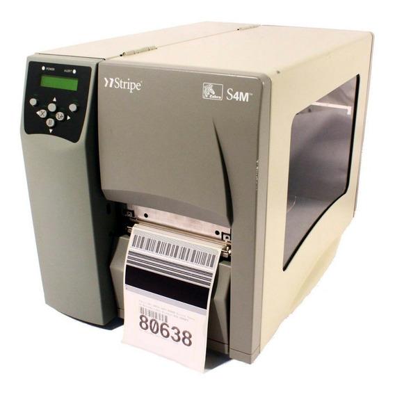 Zebra S4m - 203 Dpi - Impressora Térmica De Etiquetas