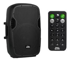 Caixa De Som Ativa15 Pol.probass Bluetooth 800w Frete Gratis
