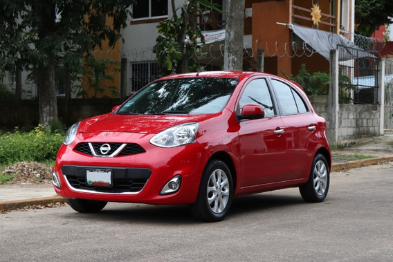 Nissan March Advance Aut Navi