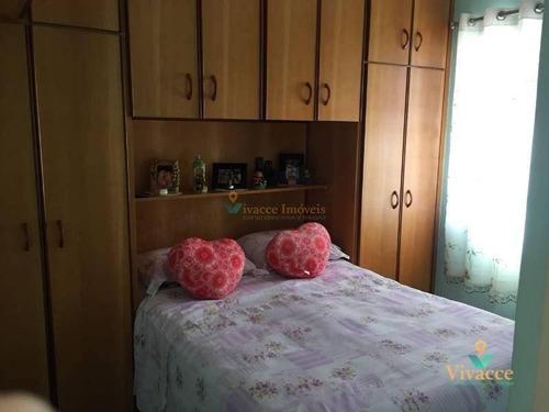 Imagem 1 de 12 de Apartamento 2 Dorms, 1 Vaga - Parque Boturussu - Ap3013