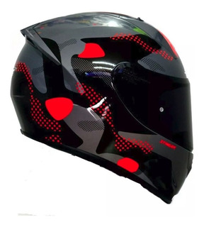 Casco Shox Certificado Stinger Horex Tipo Mt No Shaft
