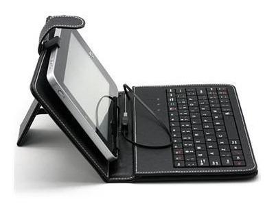 Case Com Teclado Usb E Caneta Para Tablet