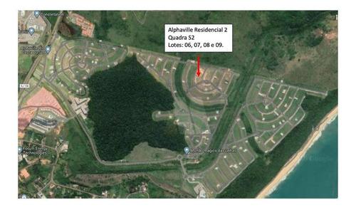Imagem 1 de 2 de Terreno À Venda, 543 M² Por R$ 130.000,00 - Balneário Das Garças - Rio Das Ostras/rj - Te0009