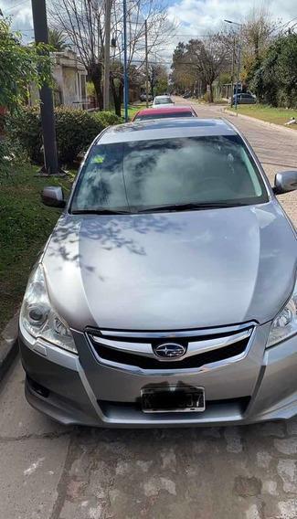 Subaru Legacy 2.5 Awd Cvt Limited 2011