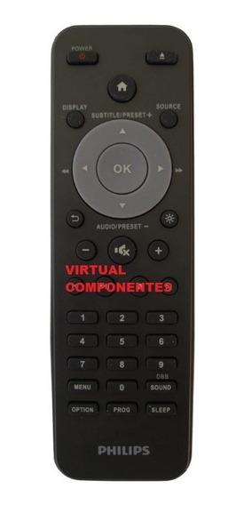 Controle Remoto Mini System Ntrx300 Philips Original