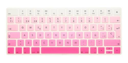 Protector Teclado Español Apple Magic Keyboard 2 - Colores