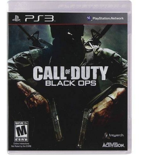 Call Of Duty - Black Ops | Ps3 / Playstation 3 M. Fisica