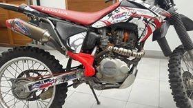Vendo Honda Crf 230f