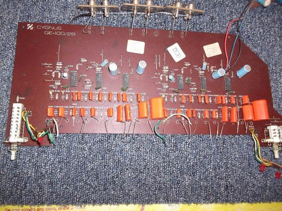 Placa Equalizador Cygnus Gec 400 Peças De Reposição