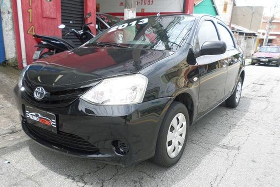 Etios Sedan X 1.5 (flex) Completo 2013