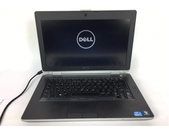 Notebook Dell E6430 I7 8gb Ssd 256gb + Mouse Brinde + Garantia