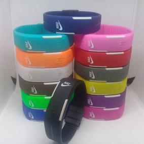 Kit 2 Relógios Led Digital Sport Nike