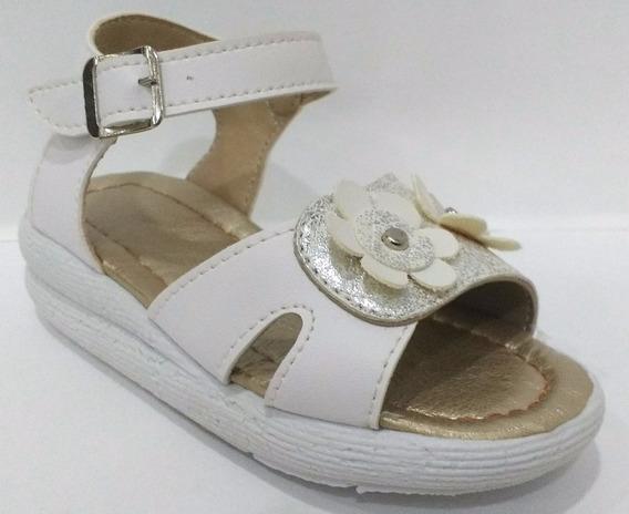 Sandalias Niñas Combinadas Moda Verano Oferta 21-26 Art 043