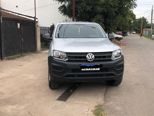 Volkswagen Amarok 2.0 Cd Tdi 140cv Trendline Llantas16 2019