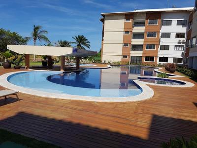 Apartamento Em Guarajuba, Camaçari/ba De 69m² 2 Quartos À Venda Por R$ 435.000,00 - Ap193915