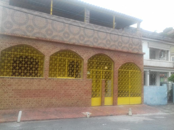 Casa Em Paraíso, São Gonçalo/rj De 250m² 5 Quartos À Venda Por R$ 495.000,00 - Ca214667