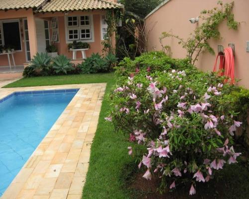Casa Em Condomínio Luxuoso, Barra Da Tijuca. - Crystallak - 68793272