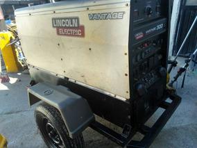 Soldadora A Diesel Lincoln Vantage 300 Amps