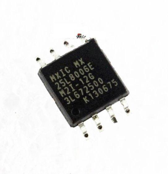 Ci Chip Virgem Mx25l8006e 25l8006 25l8006e Mx 25l8006e