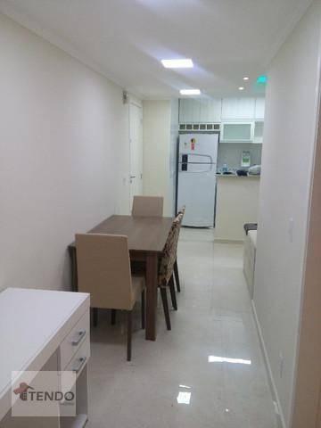 Imagem 1 de 15 de Apartamento Com 2 Dormitórios À Venda, 50 M² Por R$ 235.000,00 - Cidade Edson - Suzano/sp - Ap2192